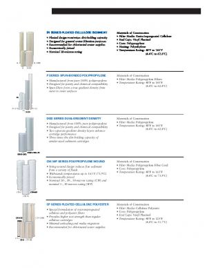 pentek-filter-cartridge-brochure